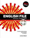 English File Third Edition Elementary Student's Book with iTutor DVD-ROM