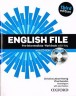 English File Third Edition Pre-intermediate Workbook with key & iChecker Pack