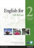 English for Oil & Gas 2 Coursebook plus CD-ROM