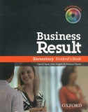 Business Result Elementary Student's Book with DVD-ROM Pack