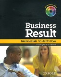 Business Result Intermediate Student's Book with DVD-ROM Pack
