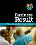 Business Result Upper-intermediate Student's Book with DVD-ROM Pack