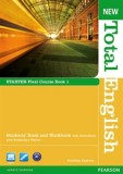 New total english starter flexi course book 1