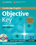 Objective key student's book with answers with cd-rom and class audio cds