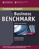 Business Benchmark Upper-Intermediate Student's Book