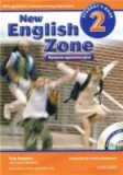 New english zone 2 student's book + cd-rom