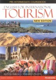 English for International Tourism Pre-Intermediate Coursebook + DVD