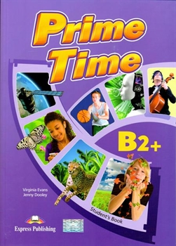 Prime time b2+ student's book + cds - Evans Virginia, Dooley Jenny