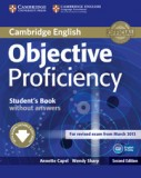 Objective proficiency student's book without answers