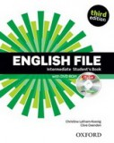 English File Third Edition Intermediate Student's Book Pack (iTutor)