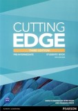 Cutting Edge 3ed Pre-Intermediate Student's Book with DVD-Rom