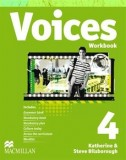 Voices 4 WB MACMILLAN