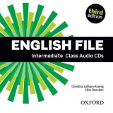 English File Third Edition Intermediate Class CDs