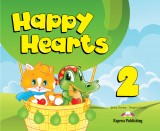 Happy Hearts 2 Pupil's Pack (Pupil's Book + Multi-ROM)