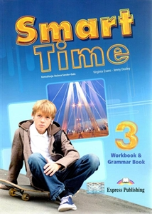 Smart Time 3 Workbook & Grammar Book - Evans Virginia, Dooley Jenny