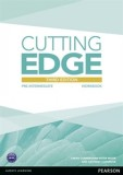 Cutting Edge 3ed Pre-Intermediate Workbook without key