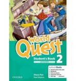 World quest 2 student's book with multirom
