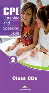 CPE Listening & Speaking Skills 2 Class CDs - Evans Virginia, Dooley Jenny