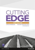 Cutting Edge 3ed Upper Intermedite Teacher's Resource Book + CD