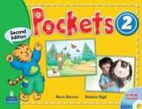 Pockets 2 students' book + cd-rom