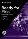 Ready for First 3Ed Workbook with key +CD