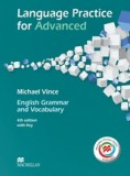 Language practice for advanced with key
