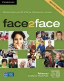 Face2Face Advanced Student's Book Pack with DVD-Rom and Online Workbook