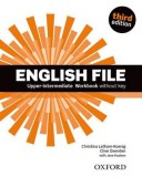 English File Third Edition Upper-Intermediate Workbook without key