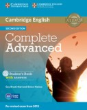 Complete advanced students' book
