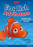 English Adventure New Starter SB + DVD PEARSON