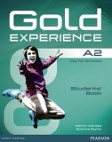 Gold Experience A2 Student's Book + DVD