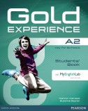 Gold Experience A2 Student's Book + DVD + MyEnglishLab