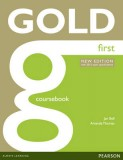 Gold First Coursebook NEW EDITION with 2015 exam specifications