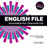English File Third Edition Intermediate Plus Class Audio CDs