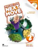 Macmillan next move 2 pupil's book with dvd-rom