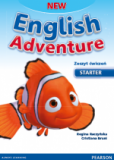 New English Adventure, Starter - zeszyt ćwiczeń