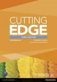 Cutting Edge 3ed Intermediate Student's Book + MyEnglishLab + DVD