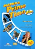 Matura Prime Time Plus Elementary Workbook & Grammar Book