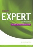 First Expert Coursebook with CD