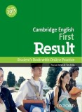 Cambridge English First Result Student's Book with Online Practice