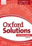 Oxford Solutions Pre-Intermediate Workbook with Online Practice Pack