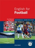 English for football student's book with cd-rom