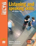 Focusing on ielts listening and speaking skills with key with audio cd