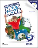 Macmillan next move 5 pupil's book with dvd-rom