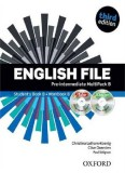 English File Third Edition Pre-Intermediate Multipack B with iTutor and iChecker