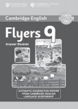 Cambridge english young learners 9 answer booklet