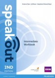 Speakout 2ED Intermediate Workbook without key