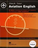Check your aviation english angielski