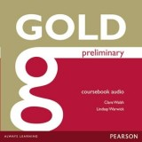 Gold preliminary class audio cd