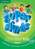 Super minds 2 presentation plus dvd